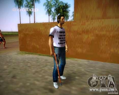 Mosin-Nagant für GTA Vice City fünften Screenshot