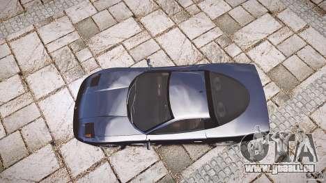 Coquette FBI car für GTA 4 Seitenansicht
