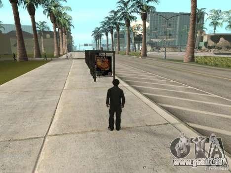 Ligne de bus à Las Venturas pour GTA San Andreas deuxième écran