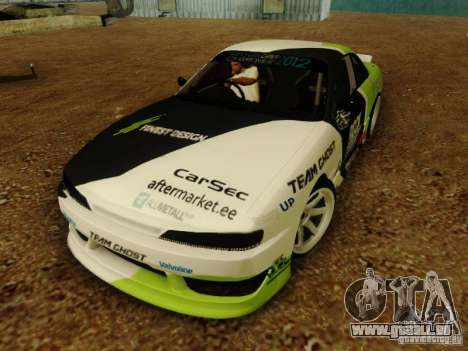 Nissan S14A Team Ghost pour GTA San Andreas