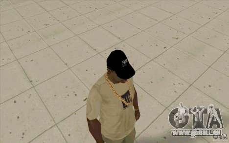 Bouchon d12 pour GTA San Andreas deuxième écran