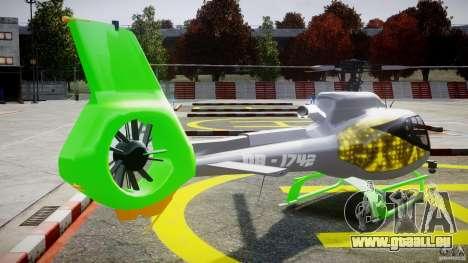 Eurocopter 130 B4 pour GTA 4 est un côté