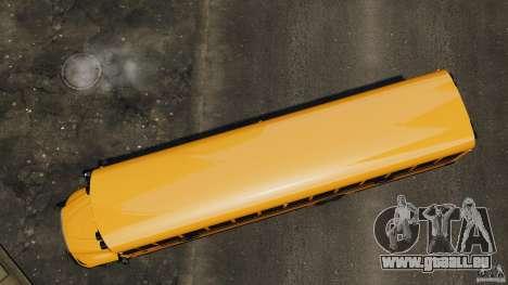 School Bus v1.5 pour GTA 4 est un droit