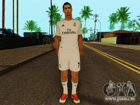 Cristiano Ronaldo-v1 für GTA San Andreas