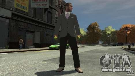 Adidas Rasta Gloves für GTA 4