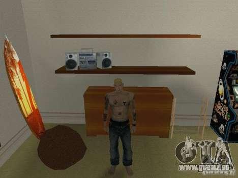 Haut-Eminema für GTA San Andreas zweiten Screenshot