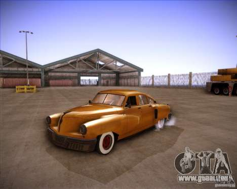 Walker Rocket pour GTA San Andreas vue de droite