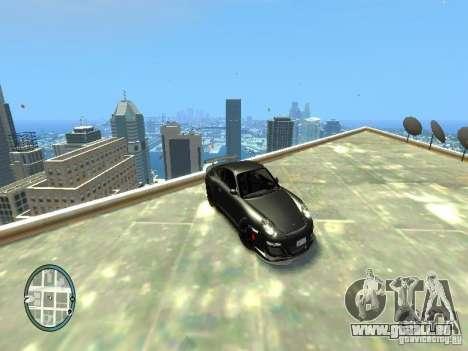 Ruf Rt 12 Final pour GTA 4 est une gauche