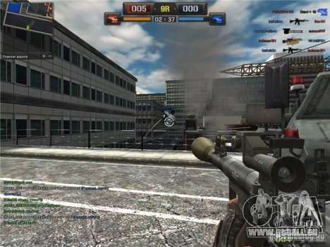 [Point Blank] RPG-7 für GTA San Andreas