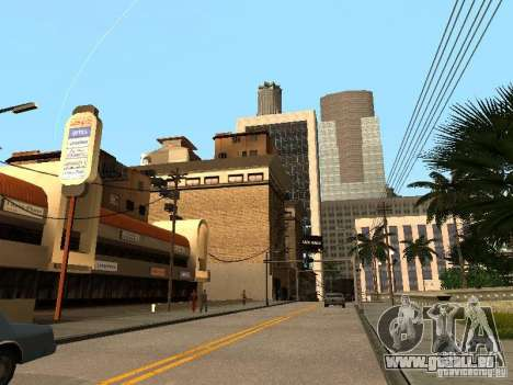 Maps for parkour für GTA San Andreas zweiten Screenshot