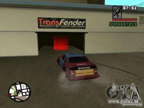 Transfender fix pour GTA San Andreas