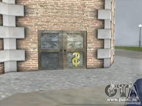Affaires juridiques Cidžeâ pour GTA San Andreas troisième écran