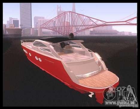 Cartagena Delight pour GTA San Andreas laissé vue