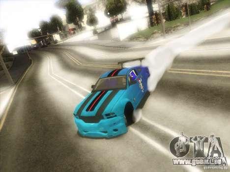 Handling Mod für SA: MP für GTA San Andreas