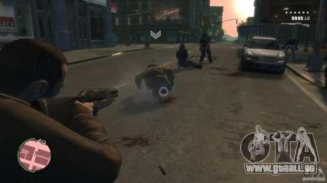 Contagium v1.2b für GTA 4 Sekunden Bildschirm