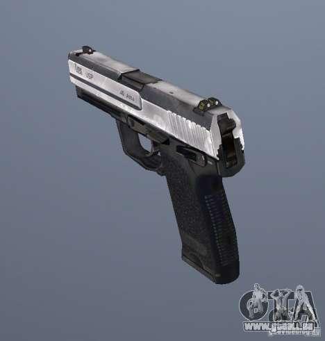 Grims weapon pack3-2 pour GTA San Andreas quatrième écran