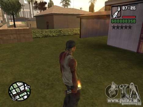 Markus young für GTA San Andreas zwölften Screenshot