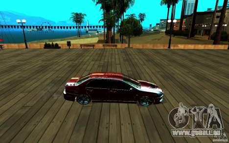 ENB pour n'importe quel ordinateur pour GTA San Andreas dixième écran