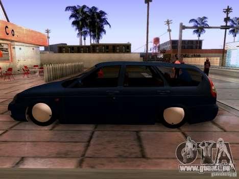 Lada Priora Limousine für GTA San Andreas rechten Ansicht