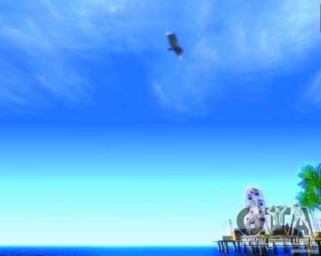 Modification graphique globale pour GTA San Andreas troisième écran