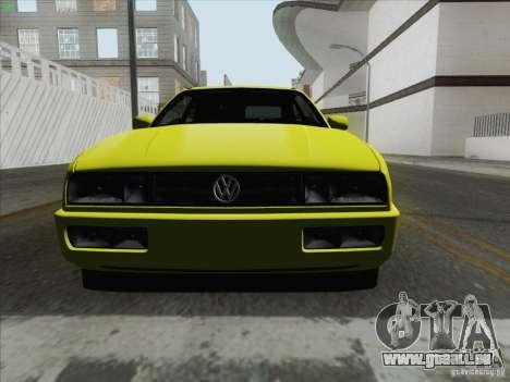 Volkswagen Corrado 1995 pour GTA San Andreas vue de droite