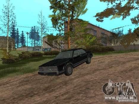 Römische ist Taxi von GTA 4 für GTA San Andreas