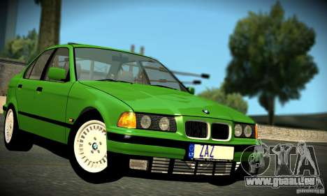 BMW E36 320i pour GTA San Andreas
