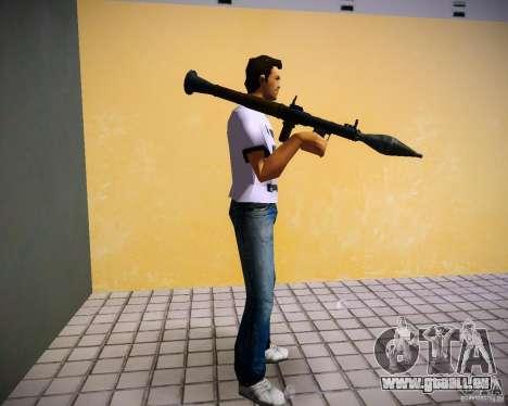 Pak-Massenvernichtungswaffen GTA4 für GTA Vice City neunten Screenshot