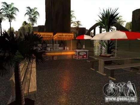 Nev Groove Street 1.0 pour GTA San Andreas quatrième écran