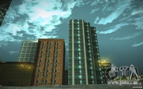 HD-Wolkenkratzer für GTA San Andreas siebten Screenshot