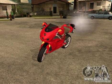 Ducati 999s für GTA San Andreas