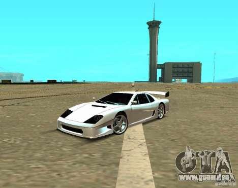 Azik Turismo für GTA San Andreas