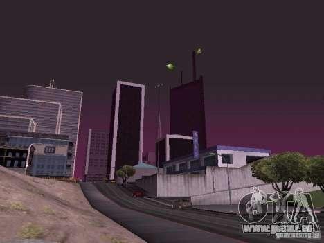 Weather manager pour GTA San Andreas huitième écran