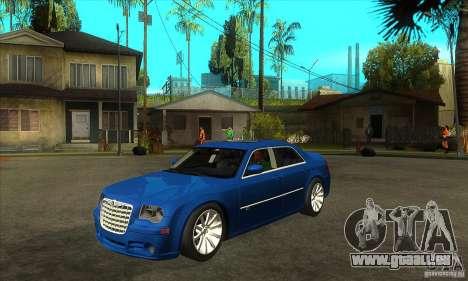 Chrysler 300C SRT 8 2008 pour GTA San Andreas