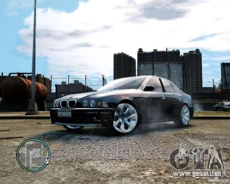 BMW 530I E39 [Final] pour GTA 4