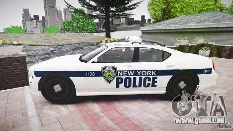 FIB Buffalo NYPD Police pour GTA 4 est une vue de l'intérieur