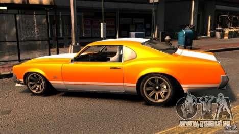 New Sabre GT für GTA 4 linke Ansicht