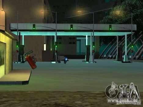 Neue Stadt-v1 für GTA San Andreas zweiten Screenshot