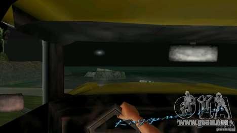 Vue depuis la cabine pour GTA Vice City septième écran