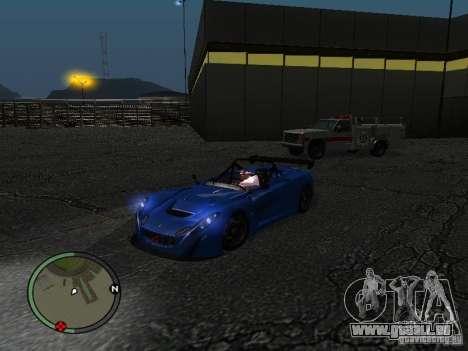 Lotus 2-Eleven 2009 pour GTA San Andreas
