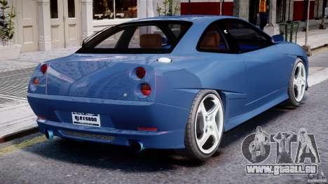 Fiat Coupe 2000 für GTA 4-Motor