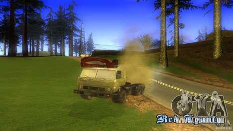 Kamaz pour GTA San Andreas