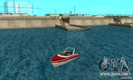 GTAIV Tropic pour GTA San Andreas