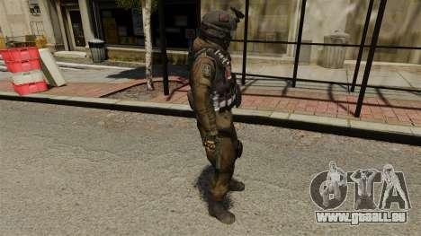 Phoenix Paratroopers für GTA 4 Sekunden Bildschirm