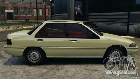 Mercury Tracer 1993 v1.1 pour GTA 4 est une gauche