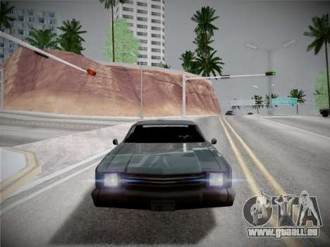 ENBSeries by Treavor V2 White edition für GTA San Andreas zweiten Screenshot
