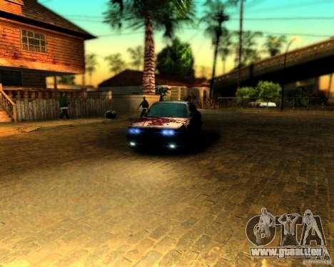ENB For medium PC pour GTA San Andreas troisième écran