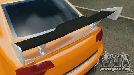 Audi RS4 EmreAKIN Edition pour GTA 4