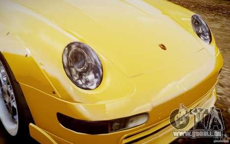Porsche 911(993) GT2 1995 pour GTA 4 est un droit