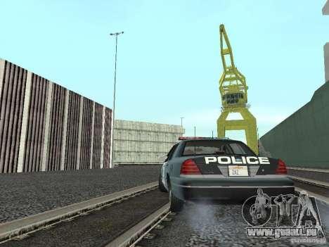 LowEND PCs ENB Config pour GTA San Andreas septième écran
